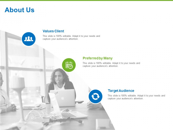 Corporate Employee Engagement About Us Ppt Styles Picture PDF