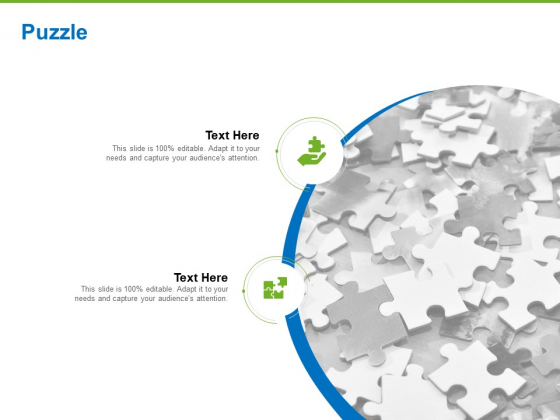 Corporate Employee Engagement Puzzle Ppt Infographics Examples PDF