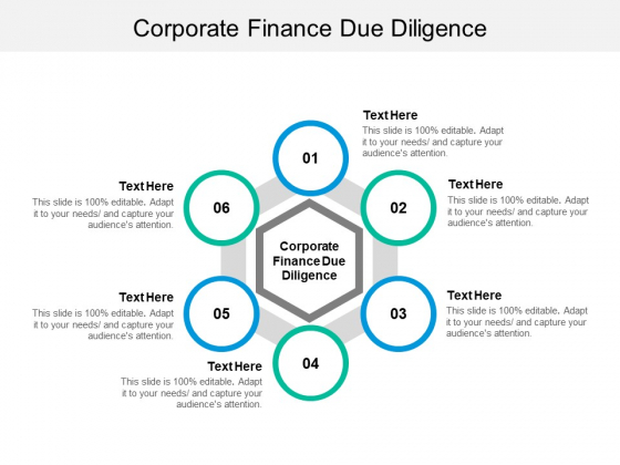 Corporate Finance Due Diligence Ppt PowerPoint Presentation Ideas Template Cpb