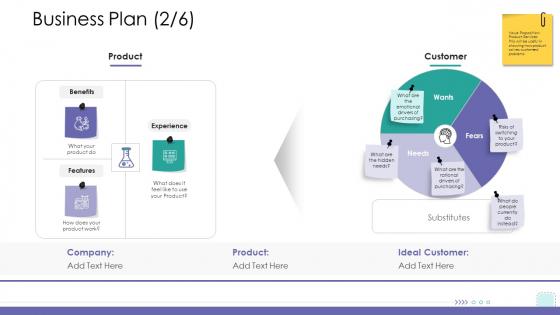 Corporate Governance Business Plan Product Portrait PDF