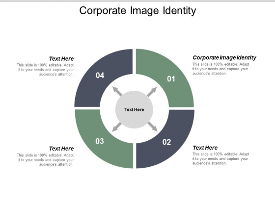 Corporate Image Identity Ppt PowerPoint Presentation File Graphics Download Cpb
