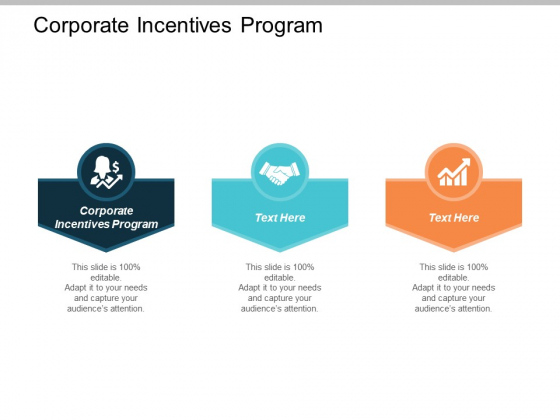Corporate Incentives Program Ppt PowerPoint Presentation Infographics Format Cpb