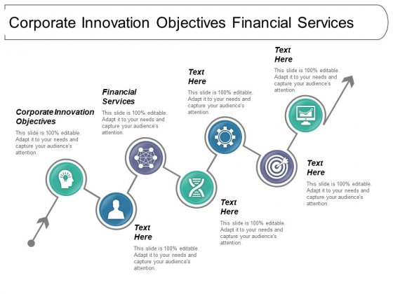 Corporate Innovation Objectives Financial Services Ppt PowerPoint Presentation Styles Design Inspiration