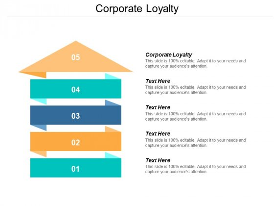 Corporate Loyalty Ppt PowerPoint Presentation Outline Gallery