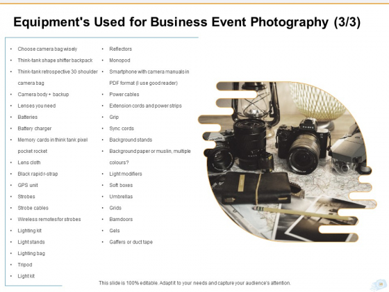 Corporate_Occasion_Videography_Proposal_Ppt_PowerPoint_Presentation_Complete_Deck_With_Slides_Slide_13