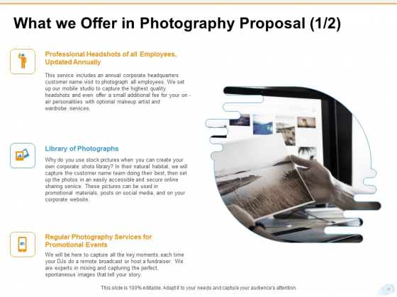 Corporate_Occasion_Videography_Proposal_Ppt_PowerPoint_Presentation_Complete_Deck_With_Slides_Slide_6