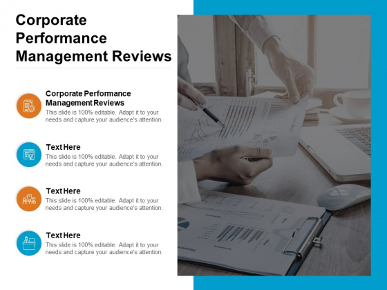 Corporate Performance Management Reviews Ppt PowerPoint Presentation Gallery Outfit Cpb