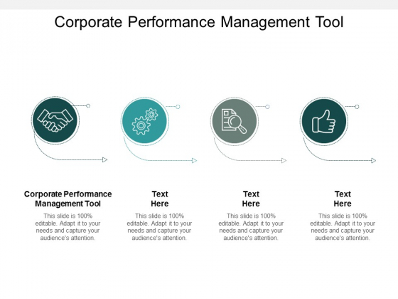 Corporate Performance Management Tool Ppt PowerPoint Presentation Professional Pictures Cpb