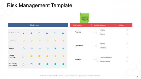 Corporate Regulation Risk Management Template Ppt Infographics Guidelines PDF