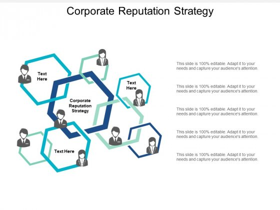 Corporate Reputation Strategy Ppt PowerPoint Presentation Layouts Topics Cpb