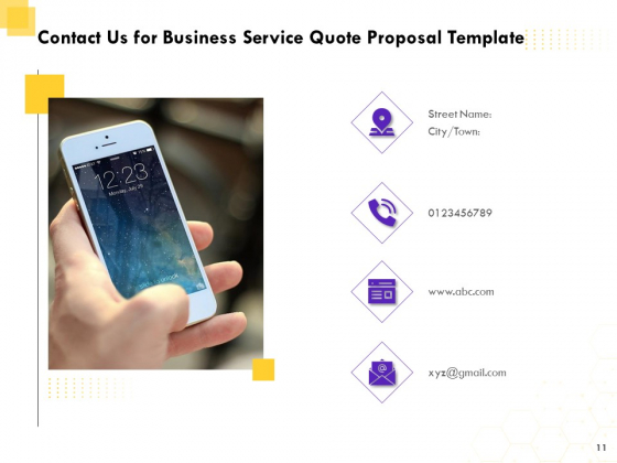 Corporate_Service_Quote_Proposal_Ppt_PowerPoint_Presentation_Complete_Deck_With_Slides_Slide_11