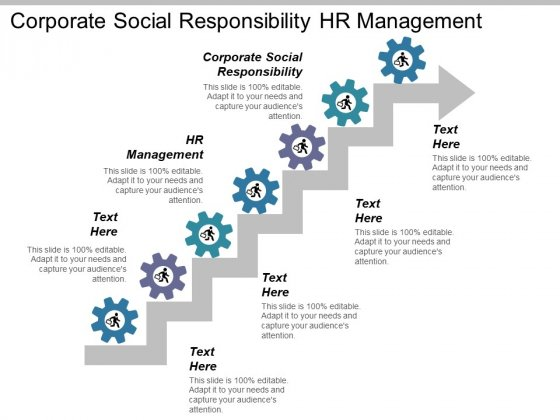 Corporate Social Responsibility Hr Management Ppt PowerPoint Presentation Gallery Background Designs