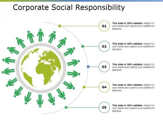 Corporate Social Responsibility Ppt PowerPoint Presentation Professional Layout