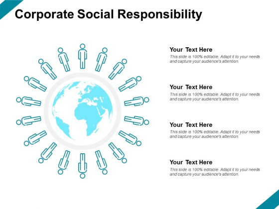 Corporate Social Responsibility Ppt PowerPoint Presentation Slides Show