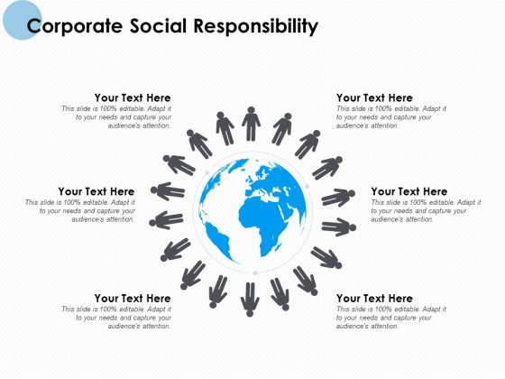 Corporate Social Responsibility Ppt PowerPoint Presentation Summary Ideas
