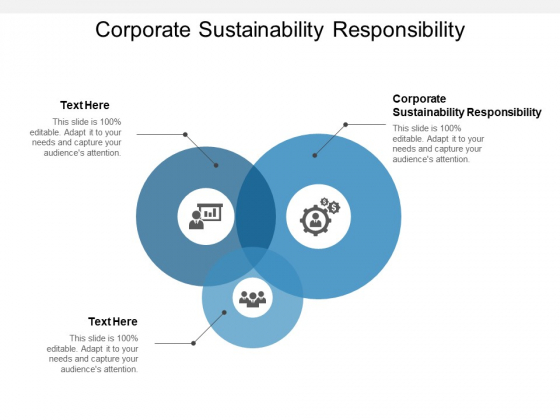 Corporate Sustainability Responsibility Ppt PowerPoint Presentation Infographic Template Graphics Download Cpb