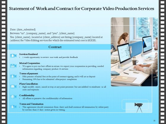 Corporate_Video_Proposal_Template_Ppt_PowerPoint_Presentation_Complete_Deck_With_Slides_Slide_25