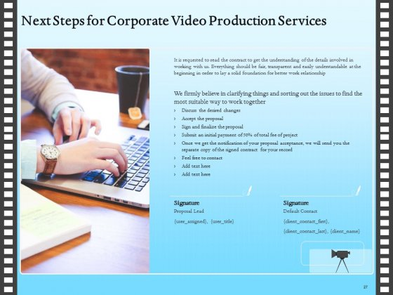 Corporate_Video_Proposal_Template_Ppt_PowerPoint_Presentation_Complete_Deck_With_Slides_Slide_27