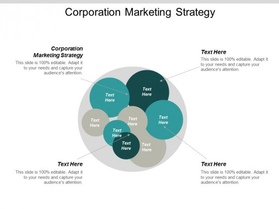 Corporation Marketing Strategy Ppt Powerpoint Presentation Infographics Graphics Pictures Cpb