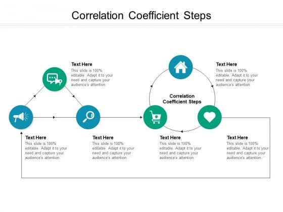 Correlation Coefficient Steps Ppt PowerPoint Presentation Icon Slideshow Cpb Pdf