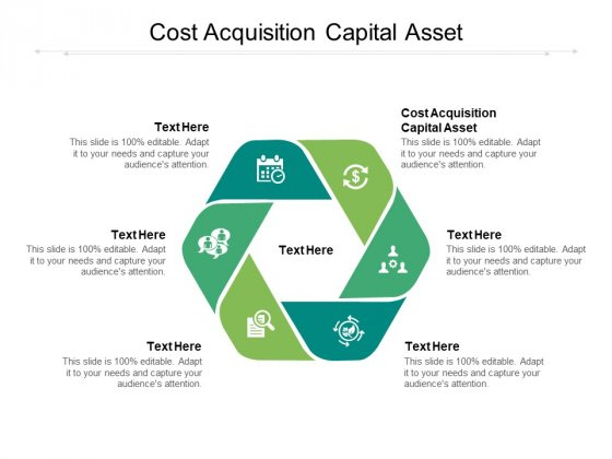 Cost Acquisition Capital Asset Ppt PowerPoint Presentation Summary Templates Cpb