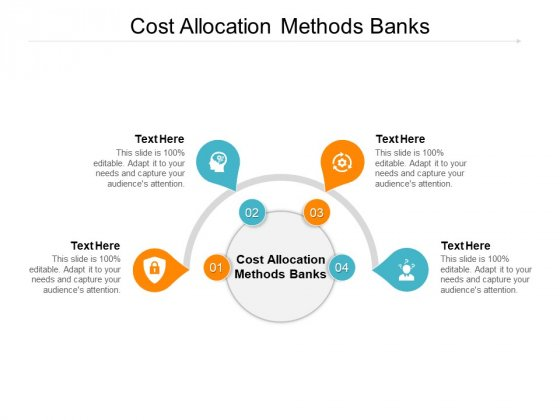 Cost Allocation Methods Banks Ppt PowerPoint Presentation Example 2015 Cpb Pdf