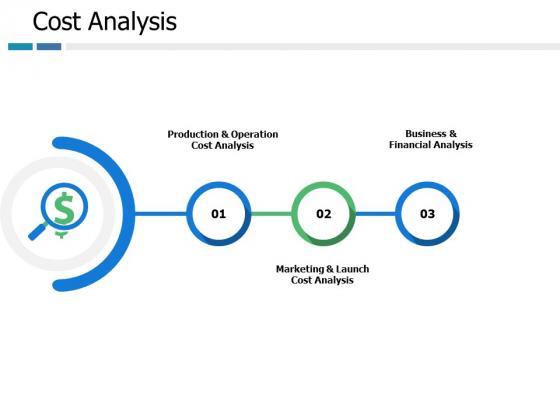 Cost Analysis Ppt PowerPoint Presentation Summary Deck