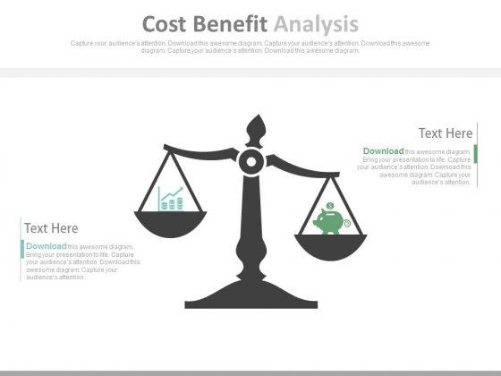 Cost Benefit Analysis Ppt Slides  Powerpoint Templates