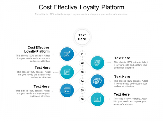 Cost Effective Loyalty Platform Ppt PowerPoint Presentation Professional Images Cpb