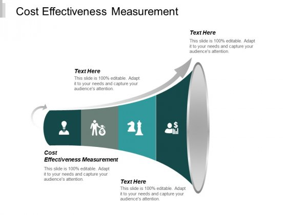 Cost Effectiveness Measurement Ppt PowerPoint Presentation File Sample Cpb