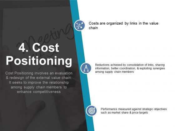 Cost Positioning Ppt PowerPoint Presentation Inspiration