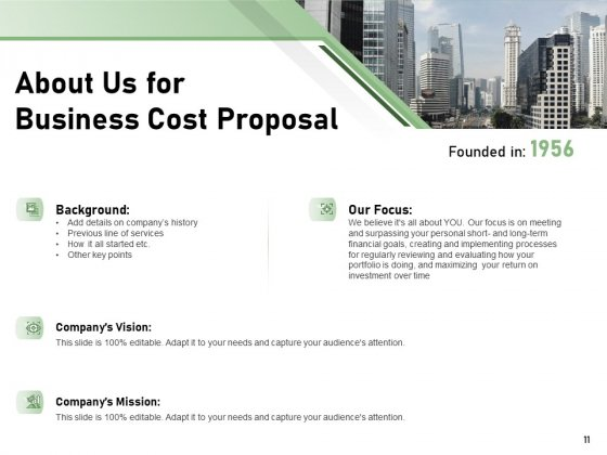 Cost_Savings_Proposal_To_A_Company_Ppt_PowerPoint_Presentation_Complete_Deck_With_Slides_Slide_11