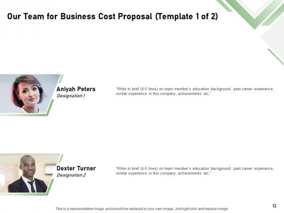 Cost_Savings_Proposal_To_A_Company_Ppt_PowerPoint_Presentation_Complete_Deck_With_Slides_Slide_12