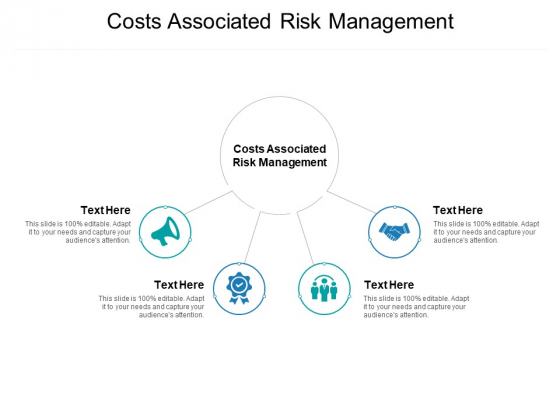 Costs Associated Risk Management Ppt PowerPoint Presentation Layouts Vector Cpb