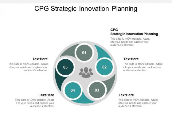 Cpg Strategic Innovation Planning Ppt PowerPoint Presentation Ideas Background Designs Cpb
