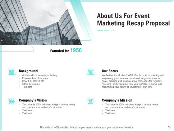 Craft_The_Perfect_Event_Proposal_Ppt_PowerPoint_Presentation_Complete_Deck_With_Slides_Slide_16