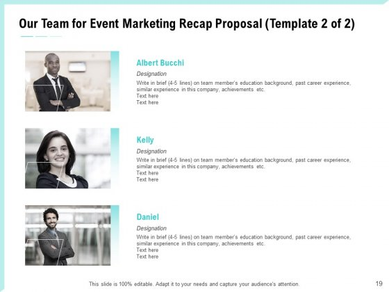 Craft_The_Perfect_Event_Proposal_Ppt_PowerPoint_Presentation_Complete_Deck_With_Slides_Slide_19