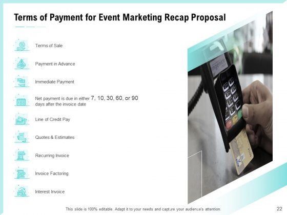 Craft_The_Perfect_Event_Proposal_Ppt_PowerPoint_Presentation_Complete_Deck_With_Slides_Slide_22
