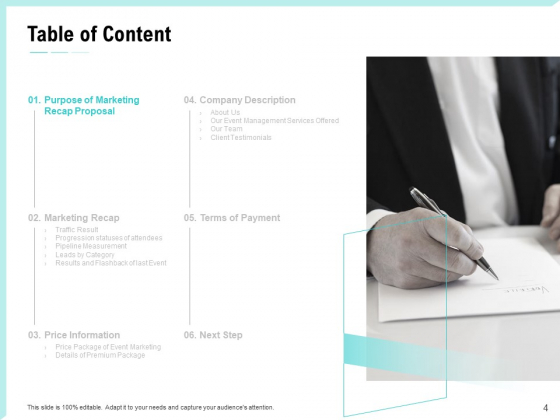 Craft_The_Perfect_Event_Proposal_Ppt_PowerPoint_Presentation_Complete_Deck_With_Slides_Slide_4