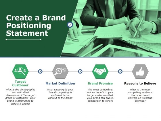 Create A Brand Positioning Statement Ppt PowerPoint Presentation File Topics