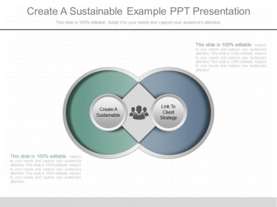 Create A Sustainable Example Ppt Presentation