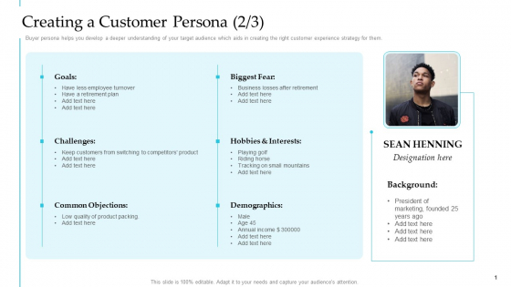 Creating_A_Customer_Persona_After_Steps_To_Improve_Customer_Engagement_For_Business_Development_Sample_PDF_Slide_1