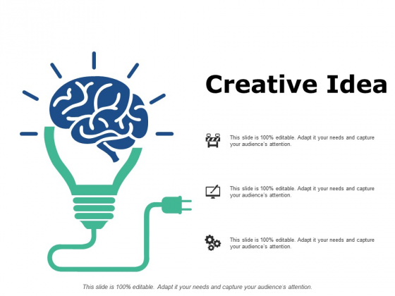 Creative Idea Technology Ppt PowerPoint Presentation Professional Design Inspiration