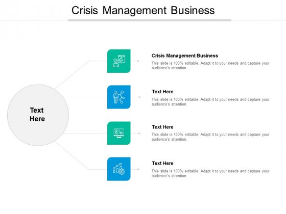 Crisis Management Business Ppt PowerPoint Presentation Gallery Brochure Cpb Pdf