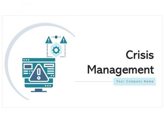 Crisis Management Progressive Collaboration Ppt PowerPoint Presentation Complete Deck