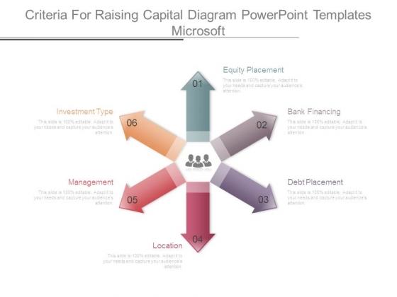 Criteria for raising capital diagram powerpoint templates microsoft criteria for raising capital diagram powerpoint templates microsoft powerpoint templates toneelgroepblik Choice Image