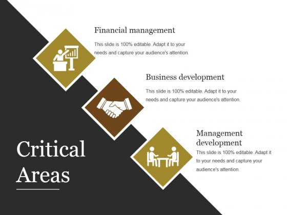 Critical Areas Ppt PowerPoint Presentation Templates