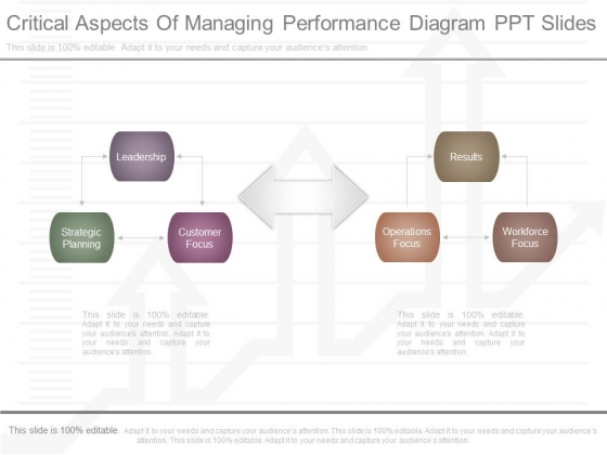 Critical Aspects Of Managing Performance Diagram Ppt Slides