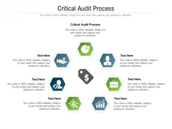 Critical Audit Process Ppt PowerPoint Presentation Infographic Template Guide Cpb Pdf
