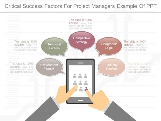 critical success factors for project managers example of ppt